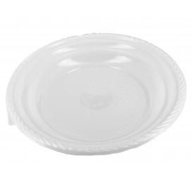 Plastikteller Tief weiß 205mm (100 Stück)