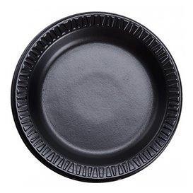 Styroporteller Schwarz 180 mm (1.000 Stück)