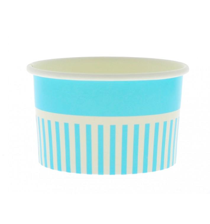 Pappbecher für Eis blau 12oz/360ml (1.000 Stück)
