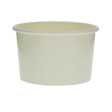 Pappbecher für Eis weiß 6oz/180ml (1.000 Einh.)