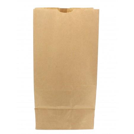 Papiertüten ohne Griff kraft-braun 25+15x43cm (25 Einh.)