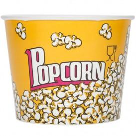 Popcorn Box 5400ml 22.5x16x21cm (150 Stück)