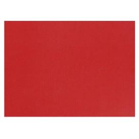 Tischsets, Papier rot 300x400mm 40g (1.000 Stück)
