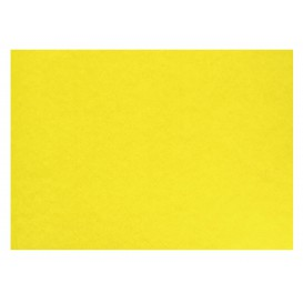 Mantelito de papel 300x400mm Amarillo 40g (1.000 Uds)
