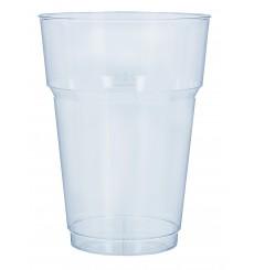 Transparent Plastikbecher für Bier PP 200ml (40 Einheiten)