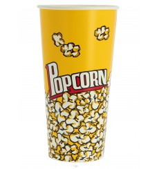 Popcorn box 720ml 9,6x6,5x17,7cm (50 Einh.)