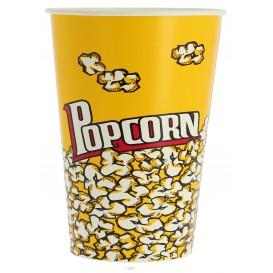 Popcorn Box 960ml 11,4x8,9x14cm (500 Stück)