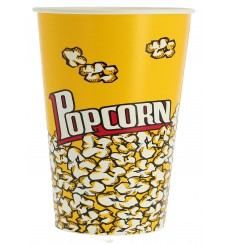 Popcorn box 960ml 11,4x8,9x14cm (500 Einh.)