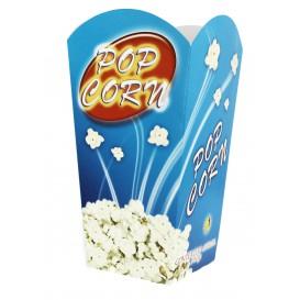 Große Popcorn Box 150gr. 8,78x13x20,3cm (25 Stück)