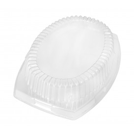 Plastikdeckel Transparent 230x180x40mm (500 Stück)