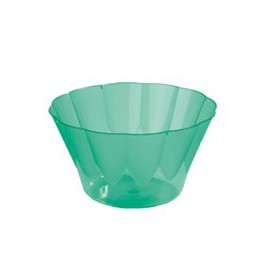 """Dessertschalen """"ROYAL"""" für Eis rund grün 300ml (35 Stück)"""