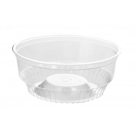 Tarrina para Helados 5oz/150ml Transparente PET (50 Uds)