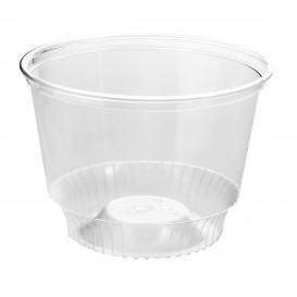 Dessertbecher für Eis Transp. PET 8oz/240ml (50 Stück)