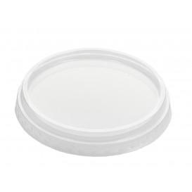Plastikdeckel für Glas Spritzguss Cocktail oder Eis 150ml (10 Stück)