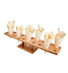 Stand für 20 Kegel Bambu (8 Einheit)