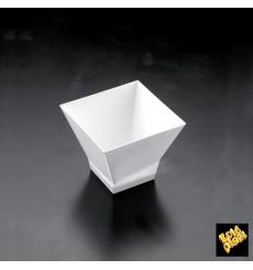 "Plastikbecher ""Pagoda"" Weiß 120ml (500 Stück)"