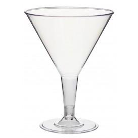 Plastikglas Transparent 215ml (3 Stück)