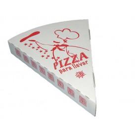 """Schachtel für ein Pizzastück """"Take Away"""" (50 Stück)"""