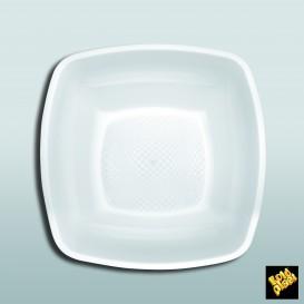 Plastikteller Tief Weiß 180mm (25 Stück)
