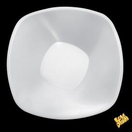 Plastikschale Rund Weiß Ø277mm 3000ml (3 Stück)