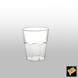 Plastikbecher für Cocktail Transp. PS Ø73mm 200ml (50 Stück)