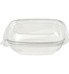 Salatschale aus Plastik Flach PET 2800ml (25 Stück)