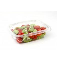 Salatschale aus Plastik 140x120x50mm PET 500ml (84 Stück)