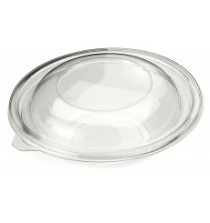 Deckel für Salatschale aus Plastik PET Ø140mm (50 Stück)