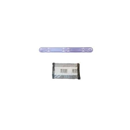 Paletina para Cafe 90mm Transparente (Caja 2500Uds)