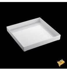 Plastiktablett Präsentation Tray Transp. 30x30cm (1 Stück)