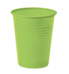 Plastikbecher Grün PS 200ml (50 Stück)