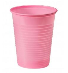 Plastikbecher Pink PS 200ml (50 Stück)