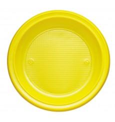 Plastikteller Tief Dunkelblau PS 220mm (30 Stück)