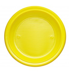 Plastikteller Tief Dunkelblau PS 220mm (600 Stück)