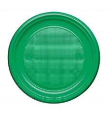 Plastikteller Flach Gelb PS 170mm (1100 Stück)