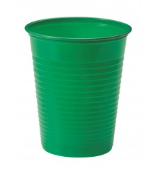 Plastikbecher Gelb PS 200ml (50 Stück)
