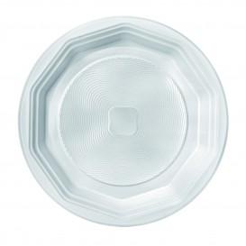 "Plastikteller PP Tief weiß ""Deka"" 220mm (400 Stück)"