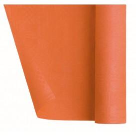 Rolle Papiertischdecke Orange 1,2x7m (25 Stück)