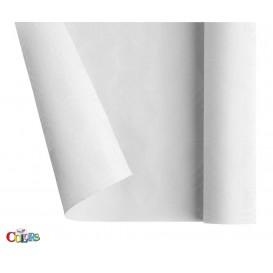 Rolle Papiertischdecke Weiß 1,2x7m (25 Stück)