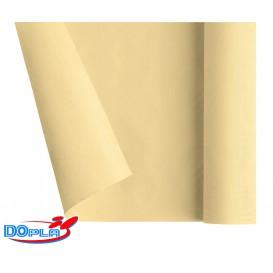 Rolle Papiertischdecke Creme 1,2x7m (25 Stück)