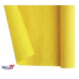 Rolle Papiertischdecke Gelb 1,2x7m (25 Stück)