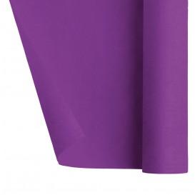 Rolle Papiertischdecke Violett 1,2x7m (25 Stück)