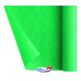 Rolle Papiertischdecke Grün 1,2x7m (25 Stück)