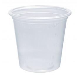 Messbecher Plastik PP für Soβen 35ml Ø48mm (2500 Stück)