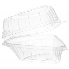 """Plastikschale Klappdeckel OPS """"Clear Seal"""" 169ml (250 Stück)"""