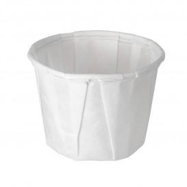 Eisbecher aus Plissiertem Papier 15ml (250 Stück)