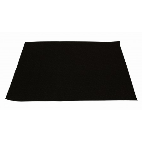 Tischsets Papier schwarz 30x40cm 40g (1.000 Stück)