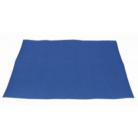 Tischsets Papier 30x40cm Blau 40g (1.000 Stück)