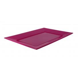 Plastiktablett Pink 330x225mm (3 Stück)