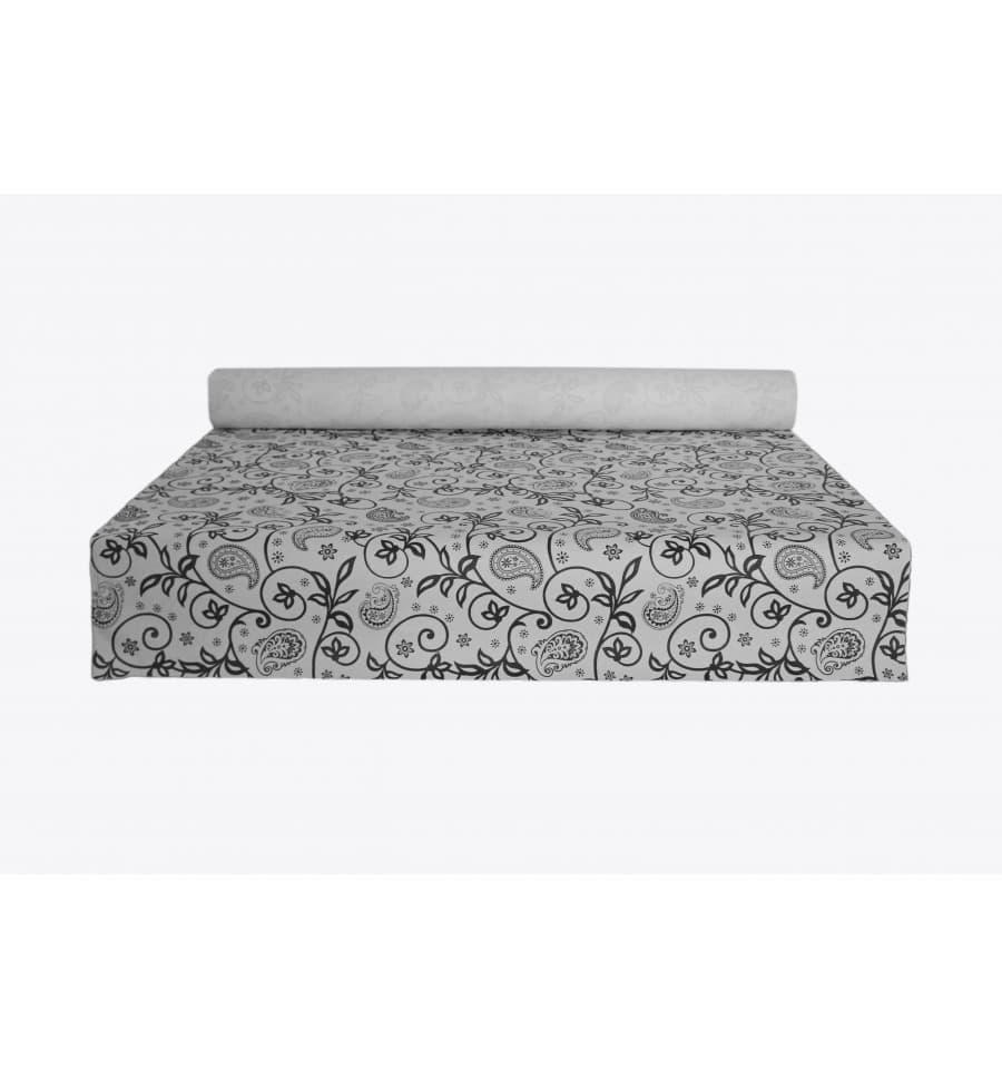 papiertischdecke rolle kaschmir wei 1 2x100m 37g 6 st ck. Black Bedroom Furniture Sets. Home Design Ideas